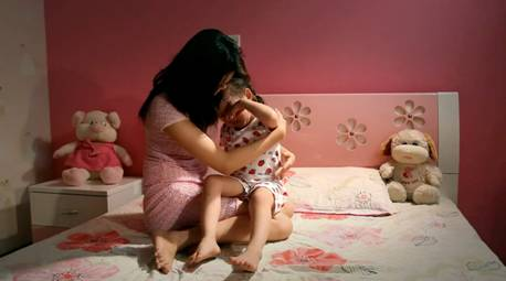 Trẻ tăng động thường rối loạn giấc ngủ?