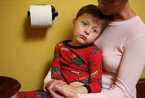 trẻ thừa vitamin có tác hại gi
