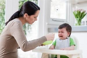 Cho trẻ ăn dặm, cách cho trẻ ăn dặm, thức ăn dặm cho bé