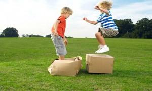 Cường độ tập thể dục của trẻ, mức độ vận động của trẻ