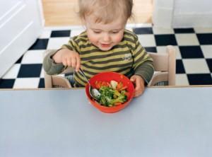 Các lưu ý khi cho trẻ ăn chất xơ