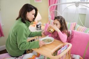 điều trị tiêu chảy ở trẻ em
