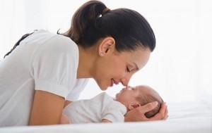 cách chăm con sau khi sinh, cách chăm con mới sinh
