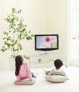 trẻ em có nên xem tivi không