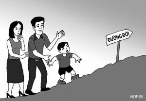 cách nuôi con, cách nuôi dạy con cái