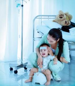 tiêu chảy trẻ em, bệnh tiêu chảy ở trẻ em