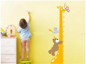 chuẩn tăng trưởng mới của trẻ em