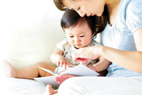 Kết quả hình ảnh cho dạy trẻ chậm nói