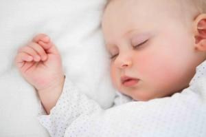cách cho trẻ sơ sinh ngủ