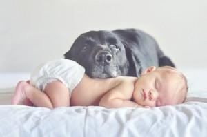 cách làm cho trẻ sơ sinh ngủ ngon