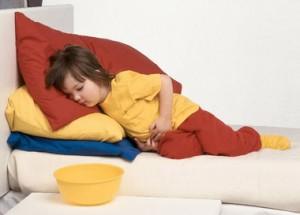 rối loạn tiêu hoá trẻ em
