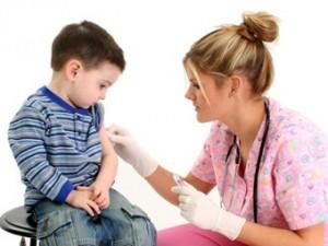 trẻ em cần tiêm phòng những loại vacxin nào