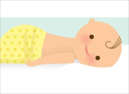 cách mát-xa cho bé sơ sinh