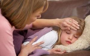 benh viem mui o tre em, điều trị viêm họng ở trẻ em