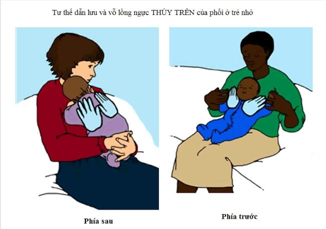 cách điều trị viêm phế quản phổi ở trẻ em