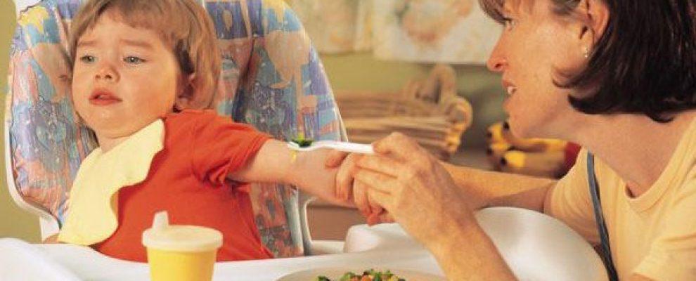 tư vấn dinh dưỡng cho bé