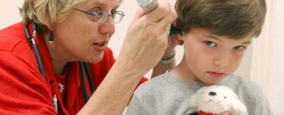 Khi nào dễ bị viêm tai giữa?