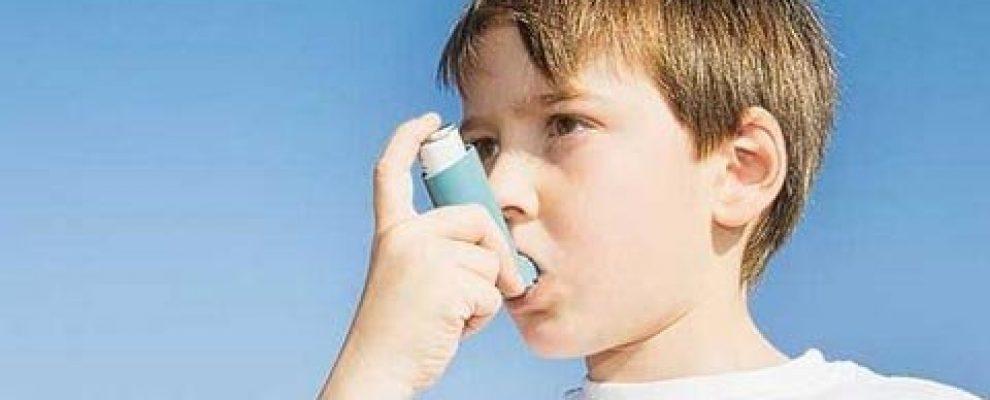 trẻ bị hen phế quản, bệnh hen suyễn trẻ em, triệu chứng bệnh hen suyễn ở trẻ em