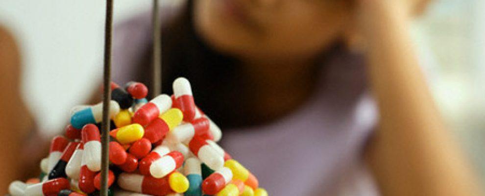 Tự ý cho trẻ dùng thuốc kháng sinh