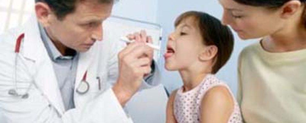 dieu tri amidan ở trẻ, cách điều trị amidan ở trẻ
