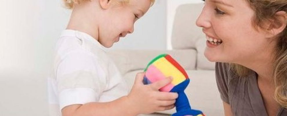 phát triển ngôn ngữ, chậm nói ở trẻ