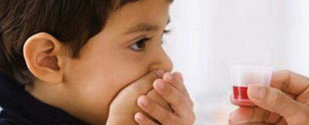Dị ứng thuốc ở trẻ em