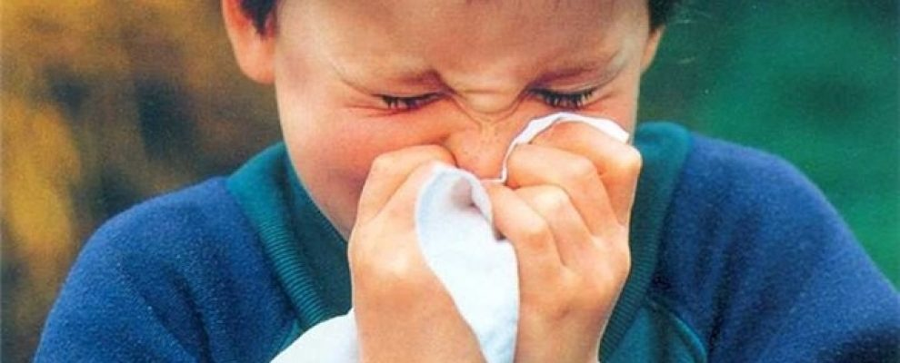 Nhận biết trẻ bị viêm xoang, điều trị trẻ bị viêm xoang