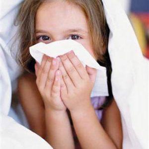 viêm hô hấp ở trẻ em, viêm hô hấp trên ở trẻ em