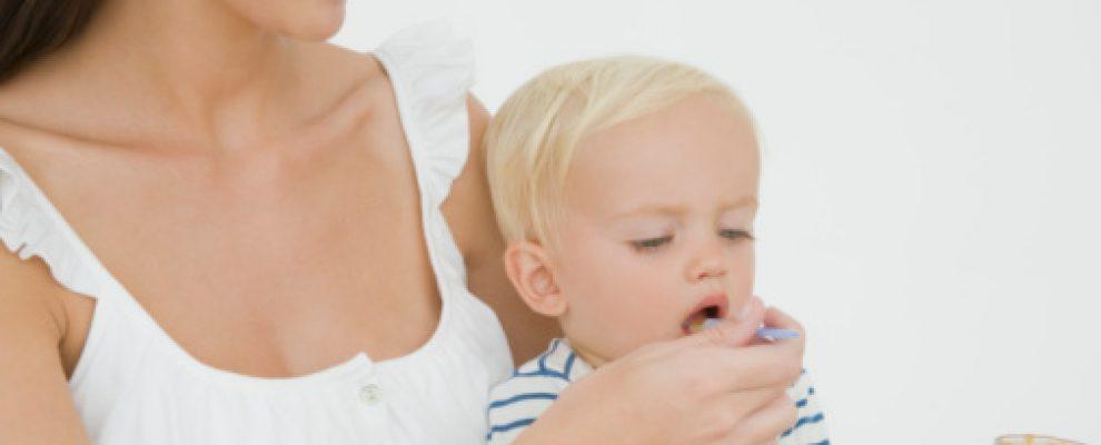 tác dụng của mật ong với trẻ nhỏ