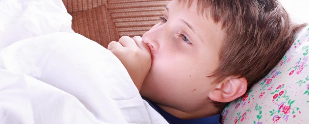 triệu chứng ho gà ở trẻ em