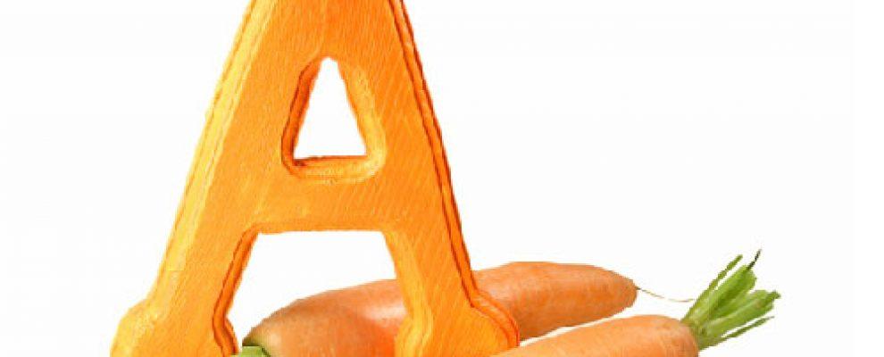 bổ sung vitamin a cho bé
