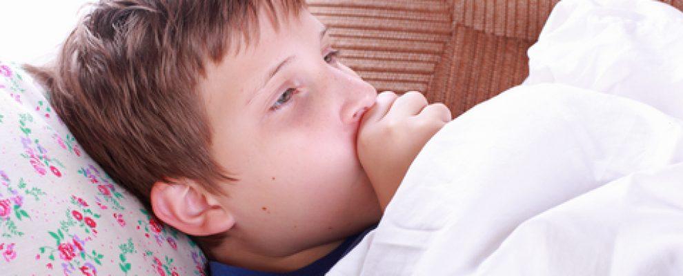 triệu chứng viêm phổi ở trẻ em