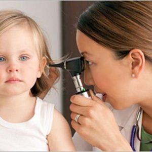 cách chữa bệnh viêm tai giữa ở trẻ em